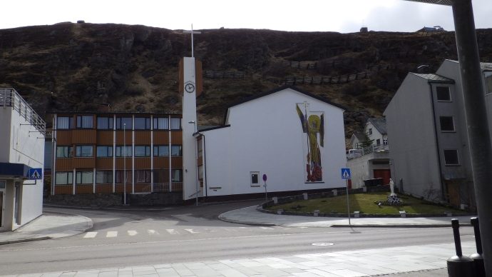Hammerfest - not a nail-driving implement in sight