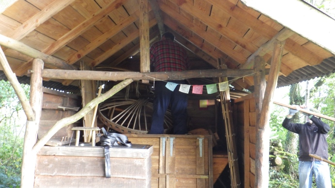 The Yurt Locker