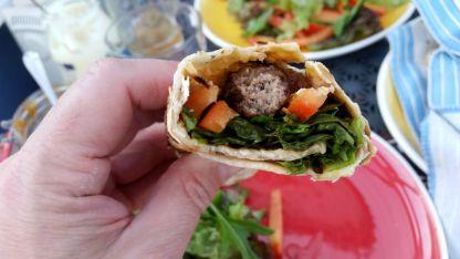 Mmm... kebab...
